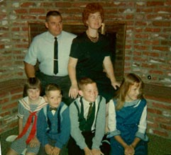 The wiser family in the 1960's